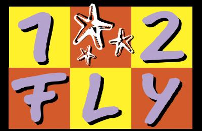 1-2-Fly Logo